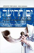 Rosh Hashanah, Yom Teruah, the Day of Sounding the Shofar:  Finding Hope for Life's Journey