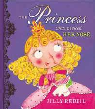 The Princess Who Picked Her Nose [With Princess Hankerchief]:  Between Surrealism and Abstraction