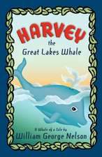 Harvey the Great Lakes Whale
