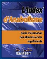 L'Index D'Anabolisme
