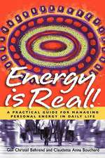 Energy Is Real! -- A Practical Guide for Managing Personal Energy in Daily Life:  A Model for a Successful Life Based on the Yoga Principles