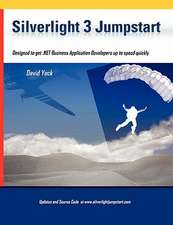 Silverlight 3 Jumpstart