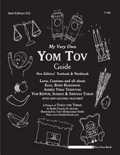 My Very Own Yom Tov Guide