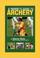 A Parent's Guide to Archery:  Between the Sheets
