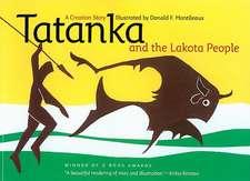Tatanka and the Lakota People:  A Creation Story