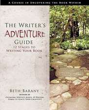 The Writer's Adventure Guide