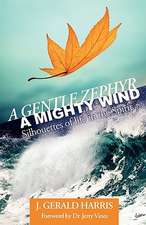 A Gentle Zephyr - A Mighty Wind:  Silhouettes of Life in the Spirit