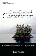 Christ-Centered Contentment