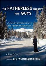 The Fatherless Journey for Guys:  100 Years of Mt. Sinai