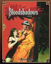 Bloodshadows (Classic Reprint):  A World Book for Masterbook