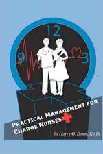 Practical Management for Charge Nurses:  The Work of Fernando Vazquez, Aia