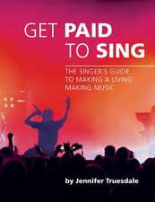 Get Paid to Sing