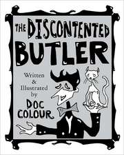 The Discontented Butler:  Individual Desserts and Showpieces