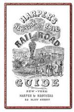 Harper's New York and Erie Railroad Guide Book of 1851