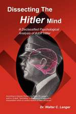 Dissecting the Hitler Mind:  A Practical Guide to Tapping Into Corporate Charitable Giving