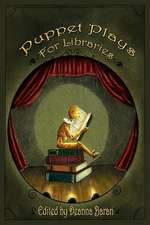 Puppet Plays for Libraries