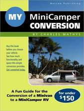 My Minicamper Conversion:  Collected Short Fiction by Lior Samson