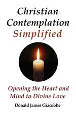 Christian Contemplation Simplified