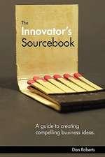 The Innovator's Sourcebook