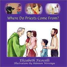 Where Do Priests Come From?