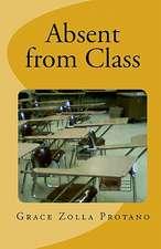 Absent from Class:  A Story of Teacher Burnout