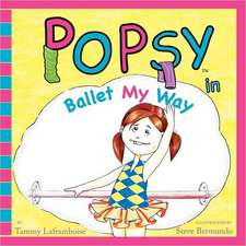 Popsy in Ballet My Way