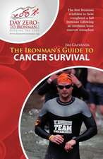 The Ironman's Guide to Cancer Survival