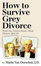 How to Survive Grey Divorce