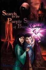 Search for the Purple Stone of Burro Creek