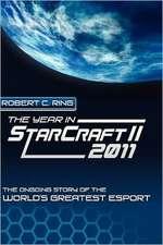 The Year in Starcraft II