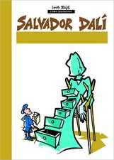 Salvador Dali:  The Paranoia-Method