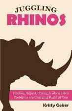 Juggling Rhinos