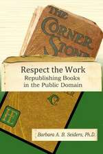 Respect the Work