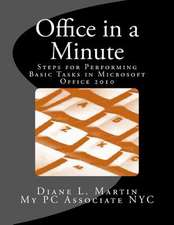 Office in a Minute