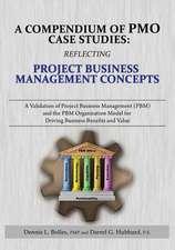 A   Compendium of Pmo Case Studies