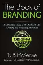 The Book of Branding
