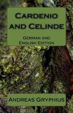 Cardenio and Celinde