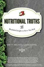 Nutritional Truths