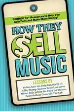 How They Sell Music