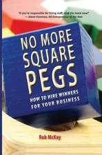 No More Square Pegs