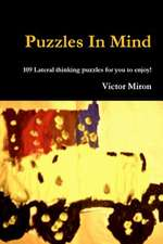 Puzzles in Mind