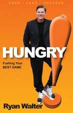 Hungry!: Fuelling Your Best Game