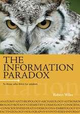 The Information Paradox