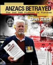 Anzacs Betrayed