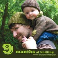 9 Months of Knitting