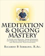 Meditation and Qigong Mastery:  Stuff to Read When You're High