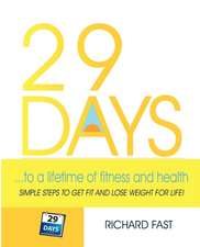 29 Days ... to a Lifetime of Fitness and Health:  Bonus Find Teddy!