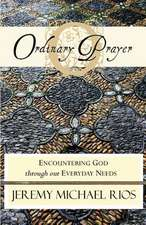 Ordinary Prayer