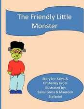The Friendly Little Monster