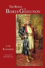 The Reign of Boris Godunov